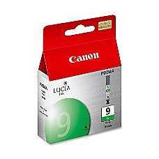Canon Lucia PGI 9G Green Ink