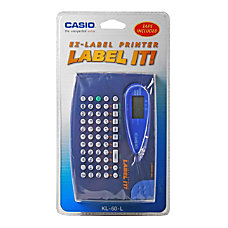 Casio KL 60 Thermal Label Printer