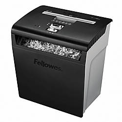 Fellowes® P-48C 8-Sheet Cross-Cut Shredder