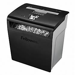 Fellowes® P-48C 8-Sheet Cross-Cut Shredder