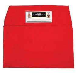 Seat Sack Organizers Medium 15 Red