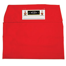 Seat Sack Organizers Medium 15 Red