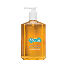 Gojo Micrell Antibacterial Lotion Soap Fresh