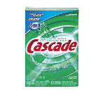 Cascade Dishwasher Detergent Powder Fresh Scent