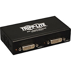 Tripp Lite 2 Port DVI Single