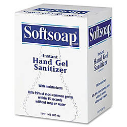Softsoap Hand Gel Sanitizer 271 fl