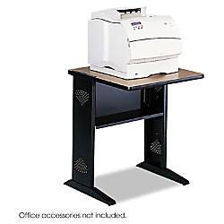 Safco MelamineSteel FaxPrinter Stand 30 H