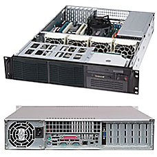 Supermicro SC822i 400LPB Chassis