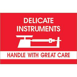 Tape Logic Fragile Labels Delicate Instruments