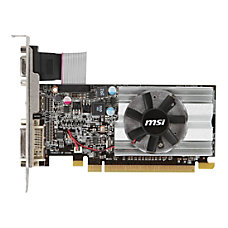 MSI R6450 MD1GD3LP Radeon HD 6450
