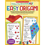 Scholastic Follow The Directions Easy Origami