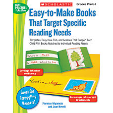Scholastic Easy To Make Books That