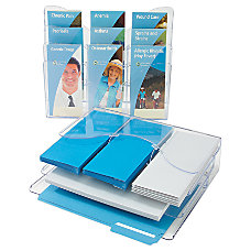 Deflect O 3 Tier Document Holder