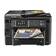 Epson WorkForce WF 3640 All In