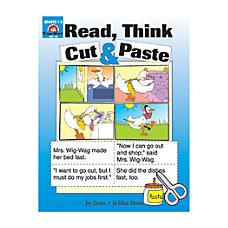 Evan Moor Sequencing Read Think Cut