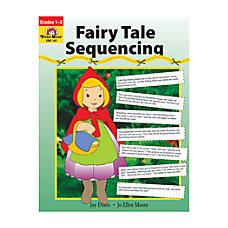 Evan Moor Sequencing Fairy Tale Sequencing