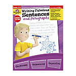 Evan Moor Writing Fabulous Sentences And