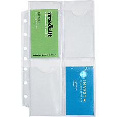 Day Timer Organizer Accessory BusinessCredit Card