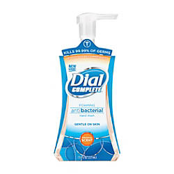 Dial Foaming Hand Wash Unscented Liquid