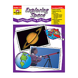 Evan Moor ScienceWorks For Kids Exploring
