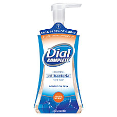 Dial Complete Foaming Antibacterial Hand Wash