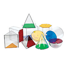 Learning Resources Giant GeoSolids Shapes 6