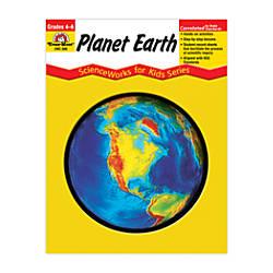 Evan Moor ScienceWorks For Kids Planet