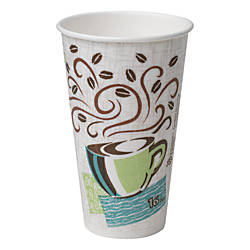 Dixie PerfecTouch Hot Cups 16 Oz