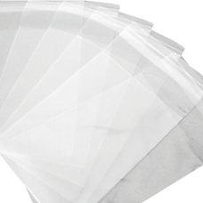 Office Depot Brand Resealable Polypropylene Bags
