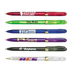 BIC PIVO Gold Twist Pen