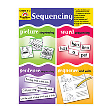 Evan Moor Early Learning Resources Sequencing
