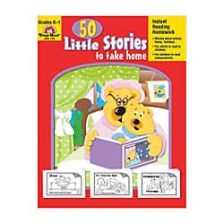 Evan Moor 50 Little Stories To