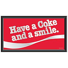 Trademark Global Deluxe Wall Mirror Coca