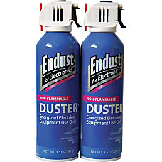 Endust For Electronics Compressed Gas Duster