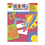 Evan Moor Seasonal Activities Grades PreK