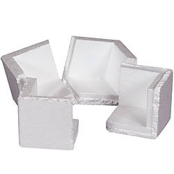 Office Depot Brand Foam Corners 3