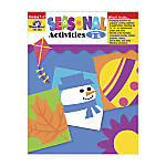Evan Moor Seasonal Activities Grades 1