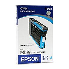 Epson Cyan Ink Cartridge Inkjet 3800