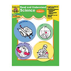 Evan Moor Read And Understand Science
