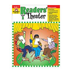 Evan Moor Readers Theater Grade 1
