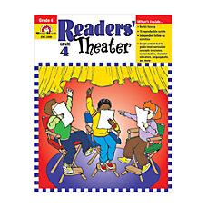 Evan Moor Readers Theater Grade 4