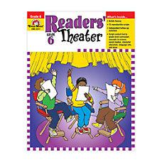 Evan Moor Readers Theater Grade 6