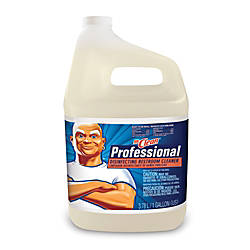 Mr Clean Professional Disinfecting Restroom Cleaner 128 Oz By Office Depot Officemax