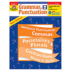 Evan Moor Grammar And Punctuation Grade