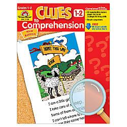 Evan Moor Clues To Comprehension Grades