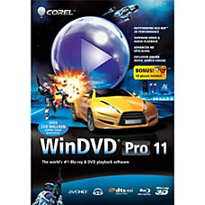 WinDVD Pro 11 Download Version