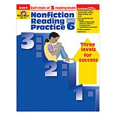 Evan Moor Non Fiction Reading Practice