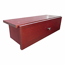 Concepts In Wood Single Wide Drawer