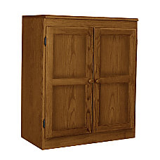 Concepts In Wood Storage Cabinet 3