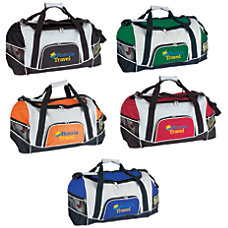 Tri Pocket Sport Duffel Bag